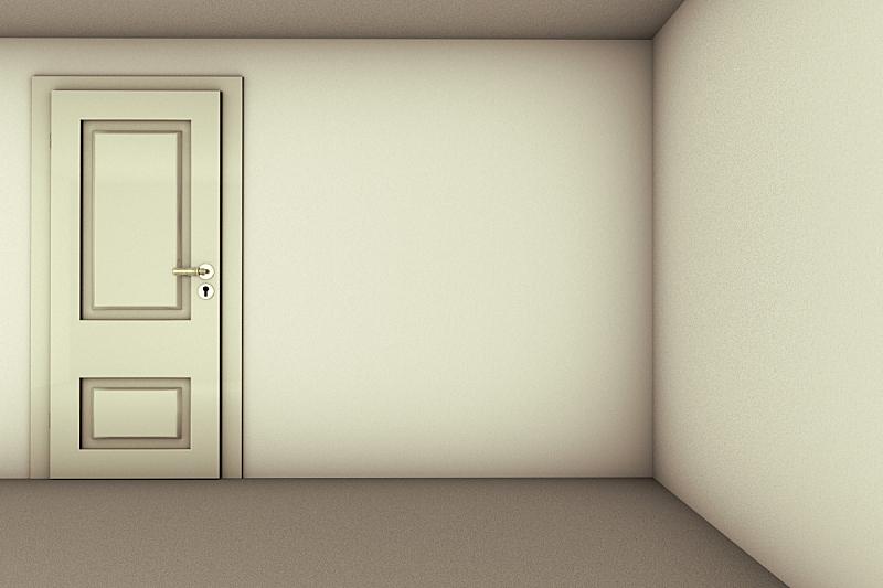 门,室内地面,内线航道,锁眼,正门,机遇,走廊,不确定,门口,边框