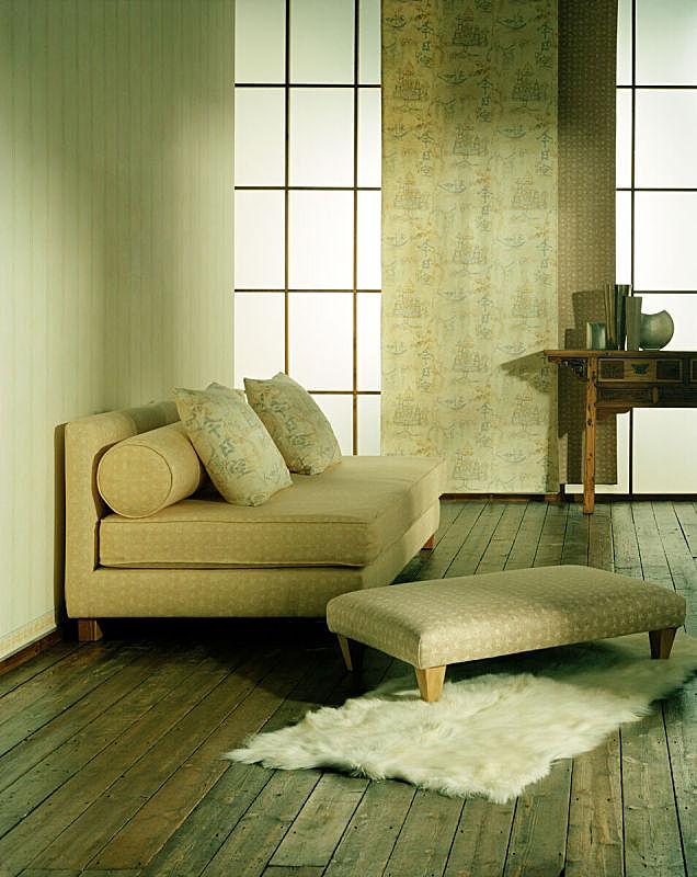 沙发,室内,起居室,高雅,传统,边几,垂直画幅,无人,巨大的