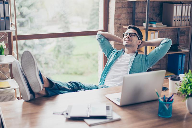 平和,男人,幸福,修改系列,全部,家常杂务,书呆子,盘着腿坐,关闭的,疲劳的