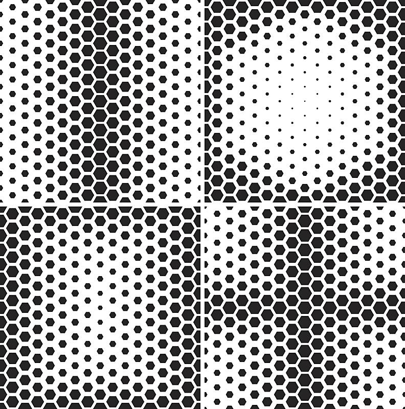 式样,六边形,山,格子棚,迷宫游戏,纹理效果,纺织品,无人,绘画插图,布置