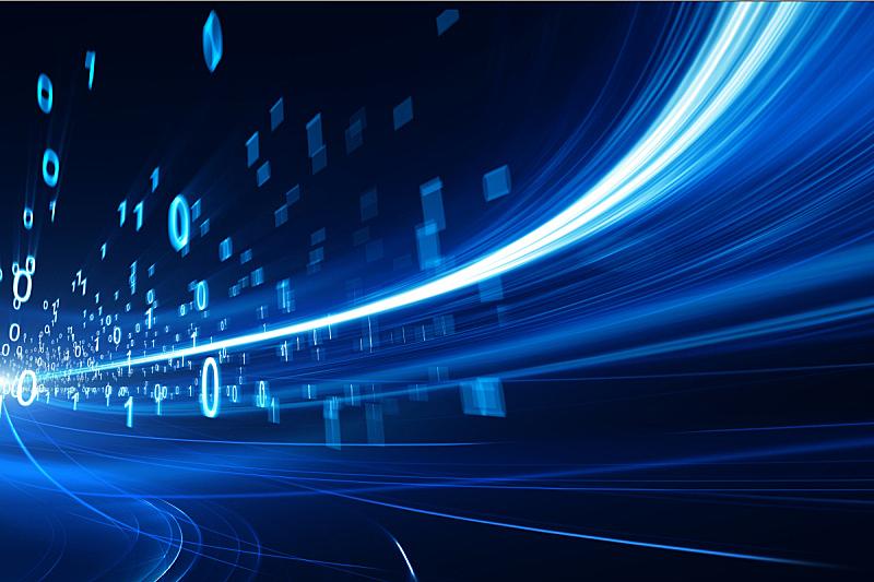 数字化显示,技术,概念,电缆,未来,水平画幅,消息,无人,电子商务,计算机语言