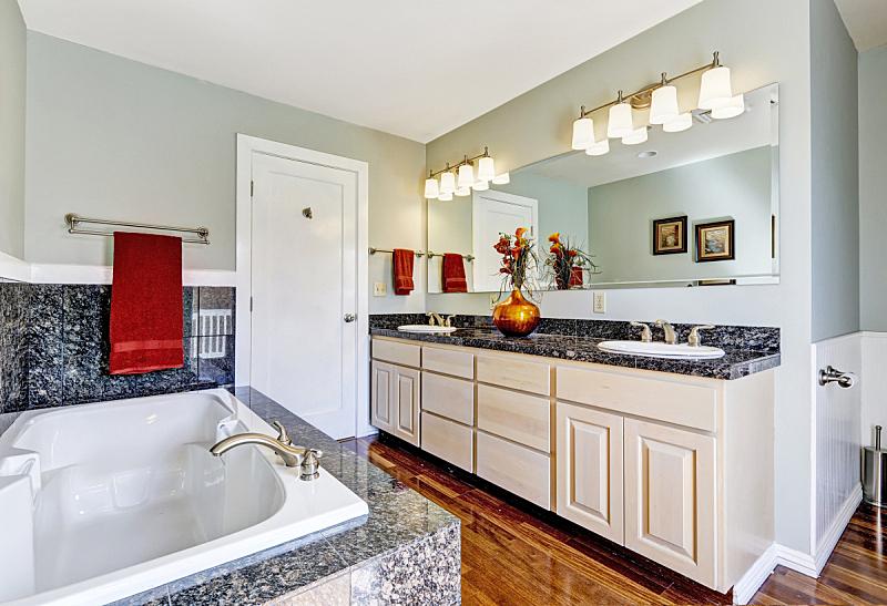 室内,极简构图,浴室,住宅房间,水平画幅,建筑,房地产,图像,公寓,花岗岩