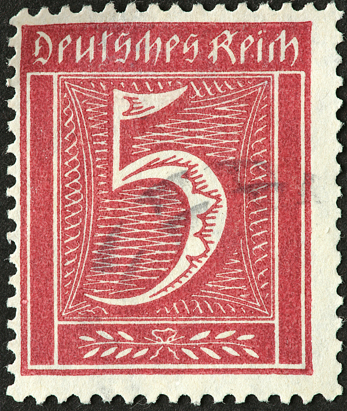 古典式,数字5,德国,疤,垂直画幅,红色,无人,成品,古老的