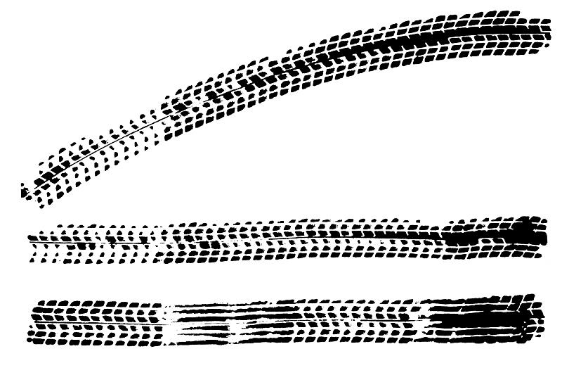 式样,轮胎,白色背景,剪贴路径,黑色,车轮,水平画幅,形状,无人,泥土