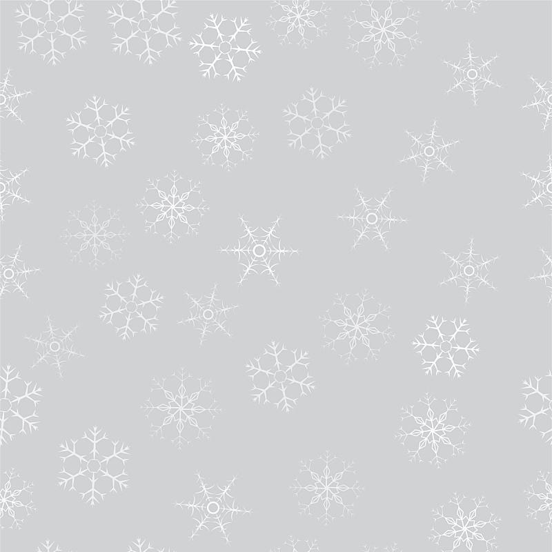 四方连续纹样,雪花,式样,抽象,背景,明信片,新年前夕,请柬