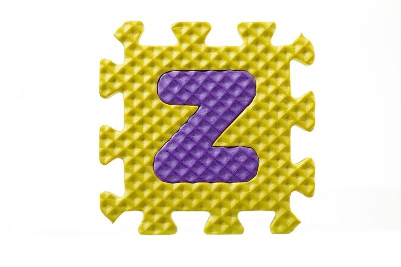 英文字母z,橡皮擦,谜题游戏,字母,水平画幅,形状,塑胶,数字,童年,一个物体
