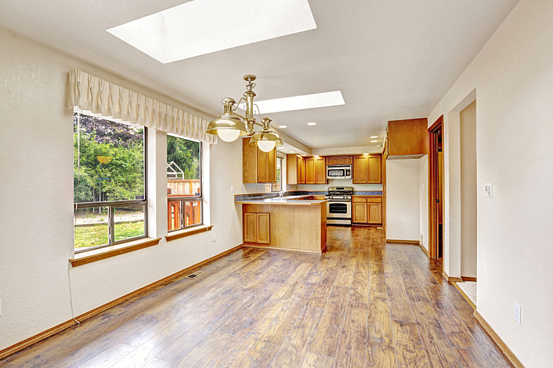 无人,室内,厨房,房屋,天窗,窗户,住宅房间,水平画幅,豪宅,天花板