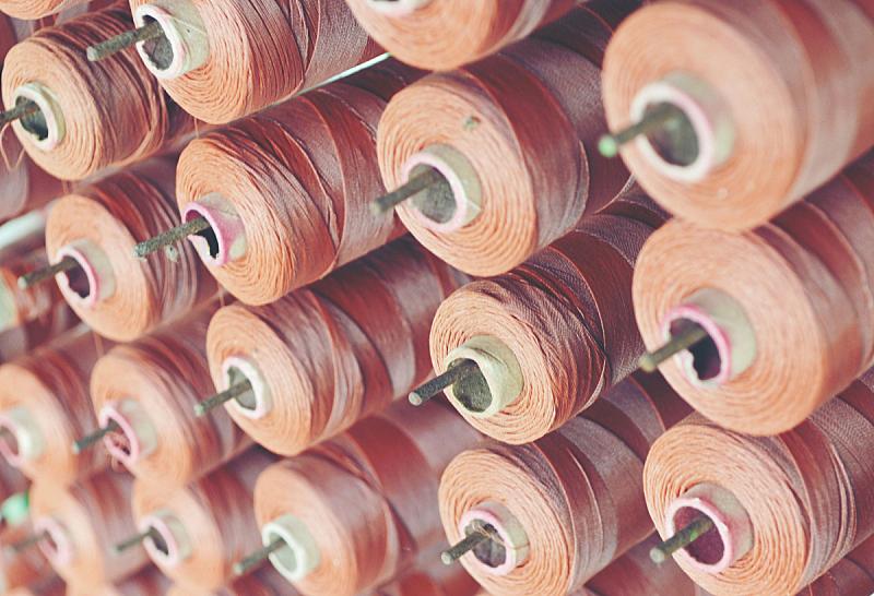 纺织品,工厂,圆锥,羊毛,褐色,水平画幅,农业机器,纤维,制造机器,线绳