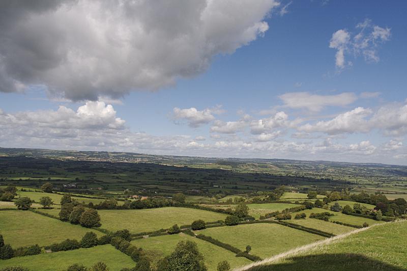 格拉斯顿伯里石山,英格兰,平原,风景,在上面,葛雷斯顿柏利音乐会,格拉斯顿伯利,格拉斯顿伯里音乐节,水平画幅,岩石