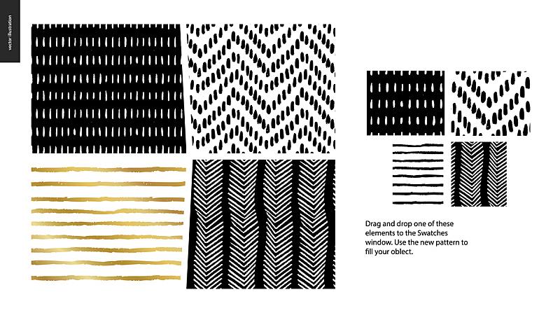 式样,切片食物,绘画插图,艺术,水平画幅,纺织品,几何形状,四方连续纹样,计算机制图