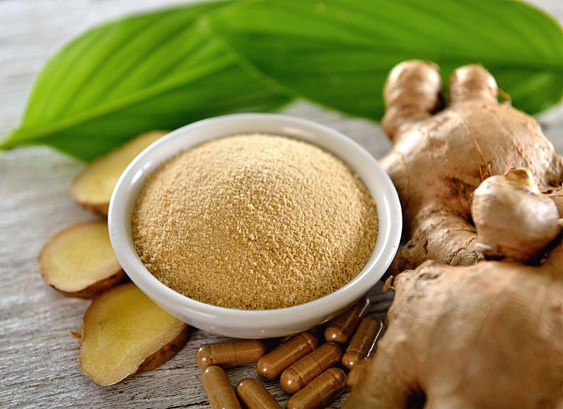 生姜,胶囊,自然,褐色,水平画幅,根部,无人,有机食品,健康保健,香料