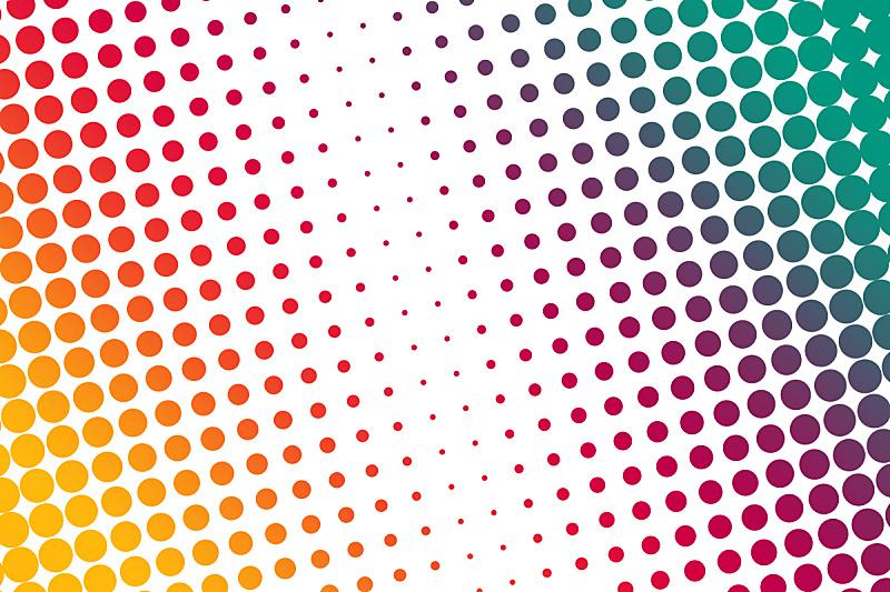未来,抽象,渐变背景,圆形,艺术,水平画幅,无人,绘画插图,几何形状,计算机制图