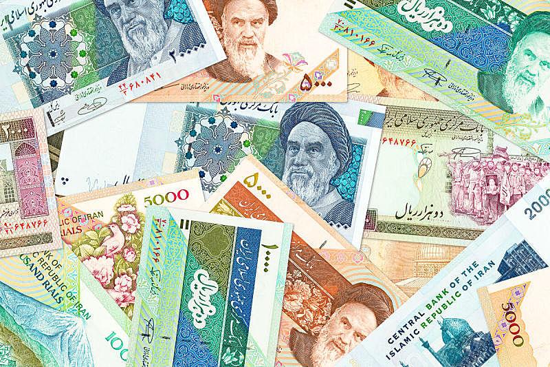 伊朗,大量物体,储蓄,水平画幅,符号,税,特写,标本架,经济,商务