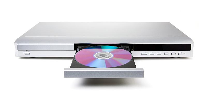 dvd机,光盘机,disk,dvd,光盘,音乐,剪贴路径,白色背景,背景分离,全景