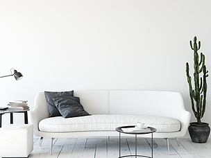 室内,墙,艺术,绘画插图,起居室,三维图形,办公椅,斯堪的纳维亚半岛,空的,背景分离