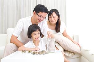 概念,马来西亚人,储蓄,泰国人,水平画幅,父母,单身母亲,母亲,成年的,中国人