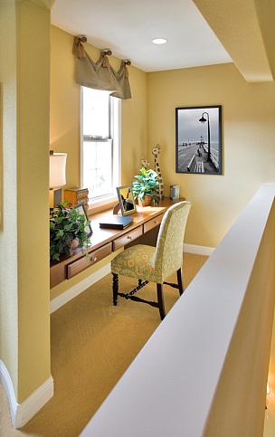 书房,小的,台阶,木制,椅子,楼梯,家具,轻的,垂直画幅,吃饭