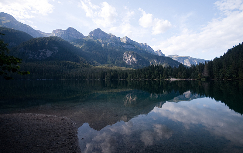托威尔湖,亚当米勒布伦达国家公园,水,天空,水平画幅,无人,户外,湖,著名自然景观,树林