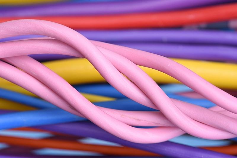 金属丝,电力电缆,电缆,水平画幅,纹理效果,电话机,无人,动力设备,计算机电缆,工业