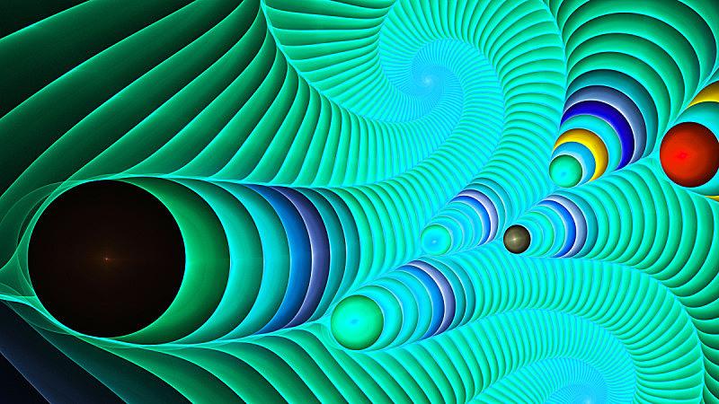 绘画插图,超现实主义的,三维图形,留白,灵性,未来,错觉,计算机制图,计算机图形学,异国情调