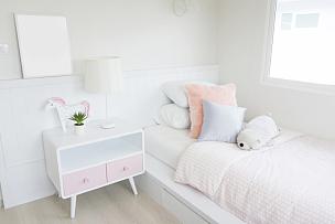 床,现代,卧室,儿童,木制,滑板公园,窗帘,华贵,舒服