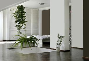 卧室,床,褐色,水平画幅,无人,衣柜,房屋,公寓,室内,白色