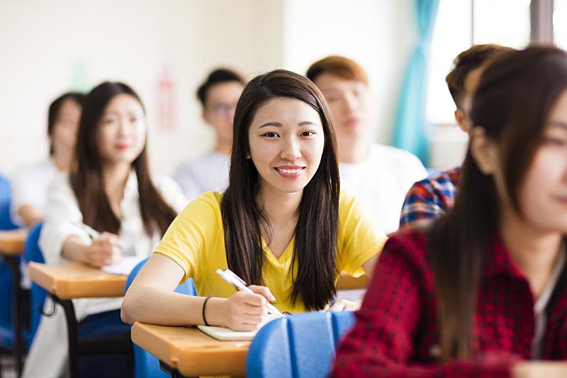 学生,女性,大学生,美,青少年,水平画幅,美人,人群,知识,青年人