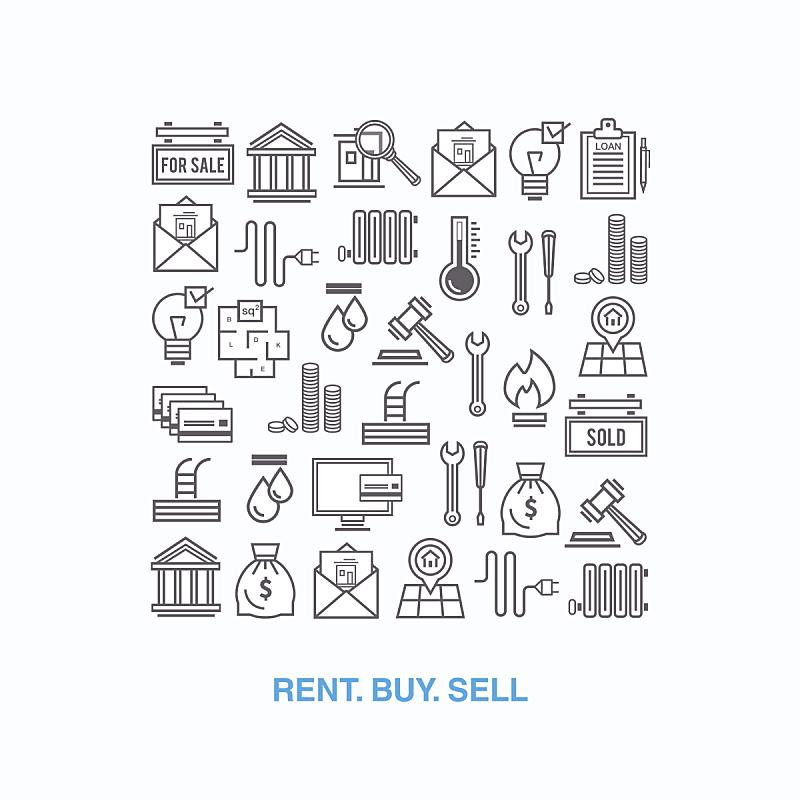 式样,房地产,背景,房屋,储蓄,银行,绘画插图,符号,银行帐户,抵押文件