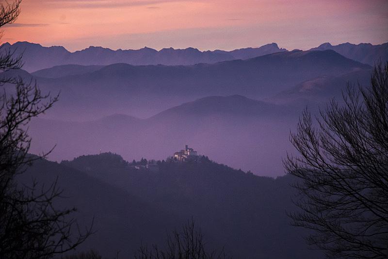 自然美,地形,云景,山脊,雪山,环境,云,雪,河流,夏天