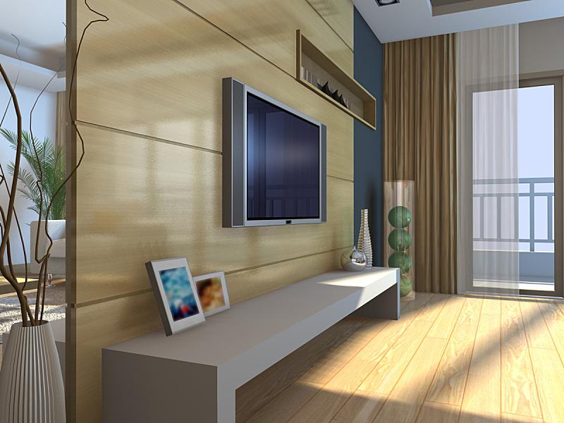 三维图形,住宅内部,水平画幅,形状,无人,玻璃,家具,居住区,现代,沙发