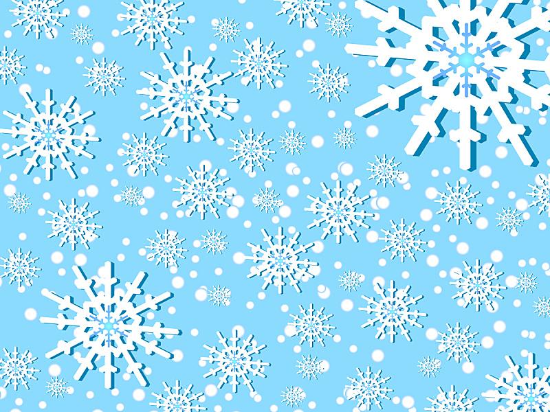 绘画插图,天气,字母,水平画幅,雪,无人,鸟类,标签,圣诞树