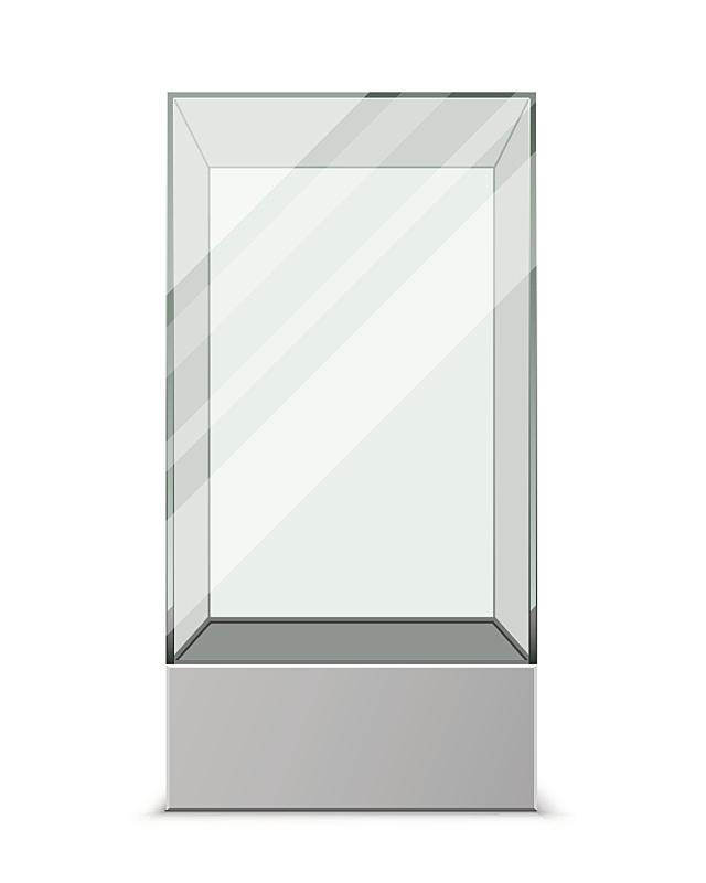 空杯子,白色,商务,背景分离,透明,美术工艺,空白的,垂直画幅,图像
