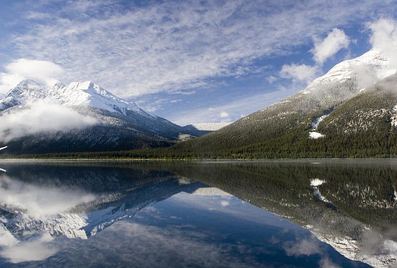 山,灵性,天空,禅宗,公园,洛矶山脉,灵感,水平画幅,雪,阿尔伯塔省