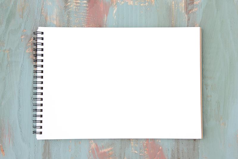 速写本,厚木板,水鸭,彩色美术纸,鲜绿色,青绿色背景,翡翠绿宝石,怀旧风格,浅蓝色,枝繁叶茂