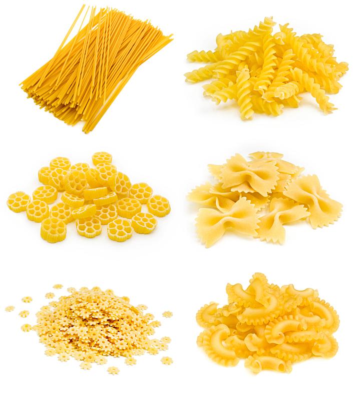 意大利面,烤宽面条,蝴蝶结通心粉,垂直画幅,无人,生食,烘焙糕点,膳食,组物体,干的