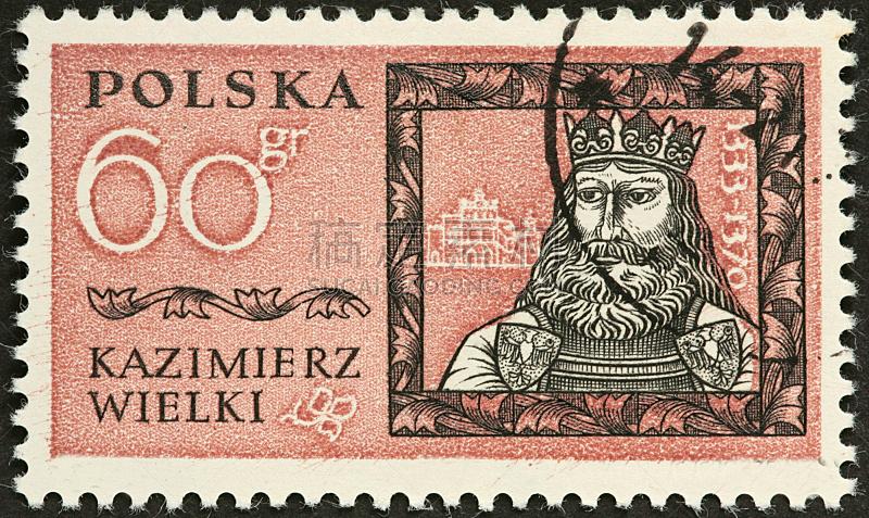 大约14世纪,波兰,mithridates vi,教堂内的圣卡西米尔,络腮胡子,水平画幅,人,非凡的,王冠,男人