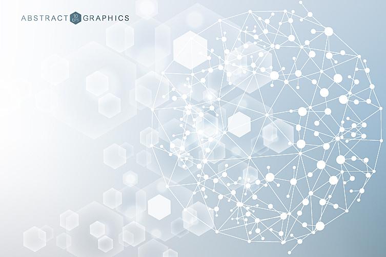 大数据,现代,背景聚焦,区块链,药,未来,壁纸,网络空间,式样,健康保健