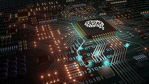 电子人,有序,科技,概念象征,技术,破土动工,泰国,商业金融和工业,想法,三维图形