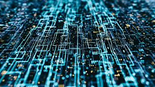 全息图,数据,格子,纳米技术,技术,云计算,想法,脑风暴,互联网,铁丝网