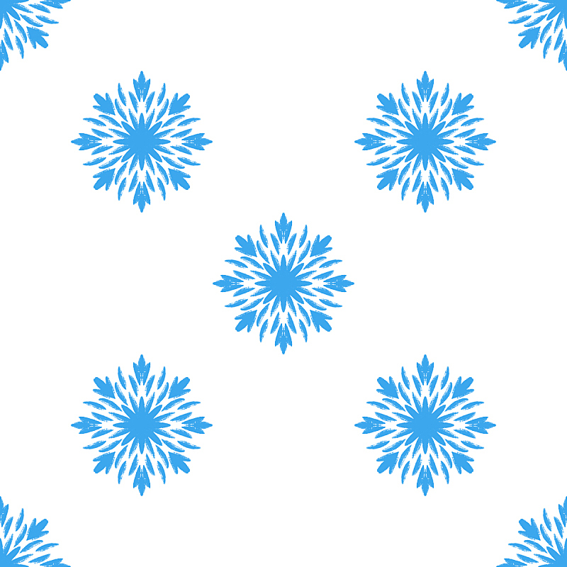包装纸,四方连续纹样,蓝色,天气,乱画,纺织品,冬天