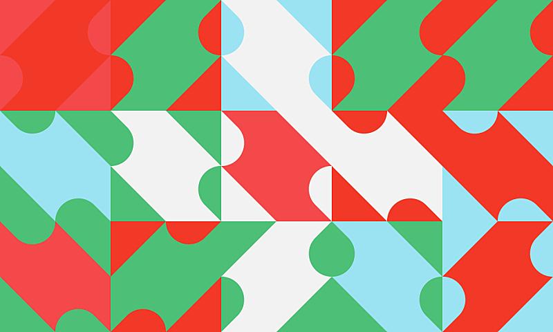 背景,极简构图,形状,时髦的,活力,几何形状,纺织品,环境保护,复古风格,瓷砖