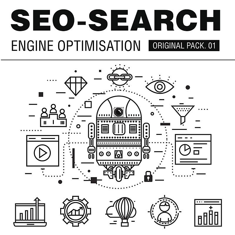 搜索引擎,兽群,极简构图,戒童,广播节目,市场营销,鼠标,大数据,在活动中,数字化显示