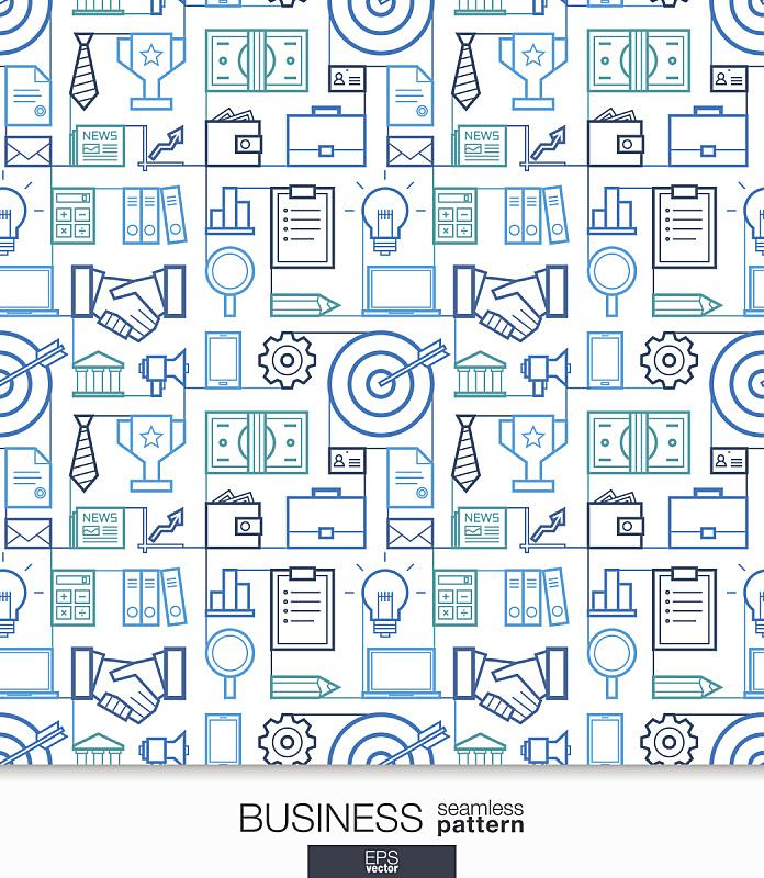 商务策略,四方连续纹样,市场营销,壁纸,有序,线条,策略,细的,计算机软件,商业金融和工业