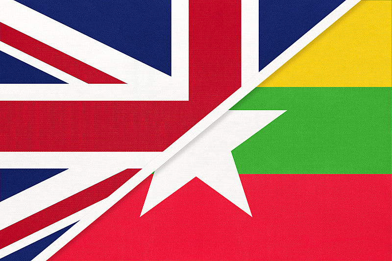 英国,缅甸,欧洲,亚洲,纺织工业,在之间,数字2,商务,人际关系,运动