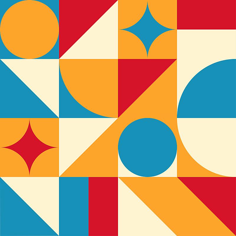 几何形状,现代,抽象,式样,矢量,图表设计师