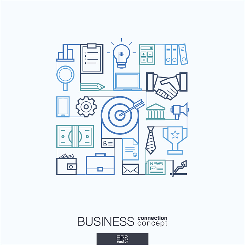 细的,符号,商务,复杂性,成一排,策略,旅途,有序,线条,图表