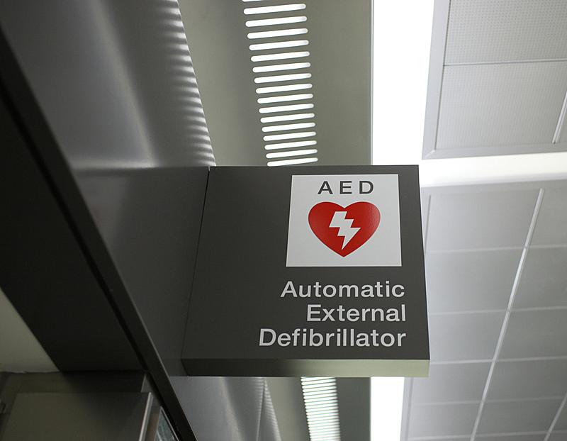 电击去纤颤器,自动的,标志,健康保健,水平画幅,建筑空间,加护病房,天花板,急救服务职业,车站