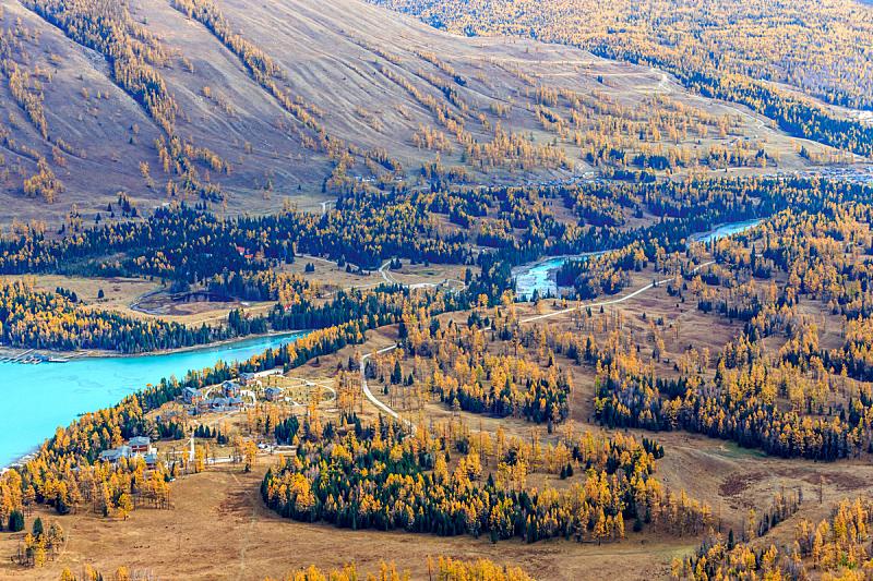 风景,湖,环境保护,草,全景,雪,非都市风光,酒店,大量物体