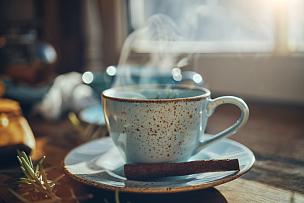 热,肉桂,橙子,冰茶,冬天,下午茶,茶,热饮,茶壶,饮料