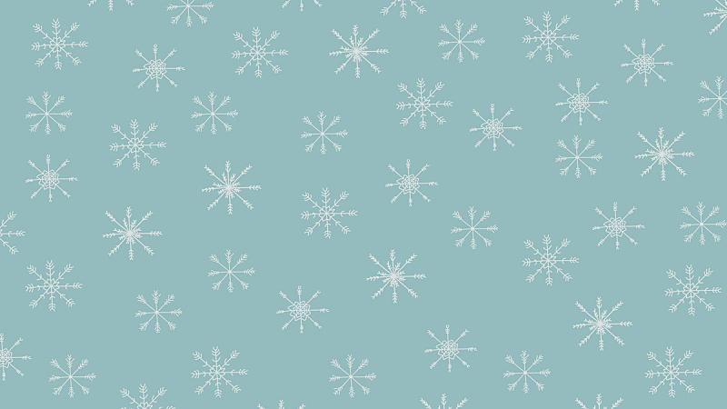 雪花,式样,蓝色背景,新年前夕,可爱的,寒冷,贺卡,雪,四方连续纹样